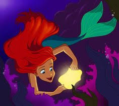 Small Picture Ariel and Melody Fan Fiction human Ariel and merman Eric ariel