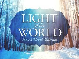 Christmas Sermon Jesus The Light Of The World Sharefaith Church Websites Church Graphics Sunday School
