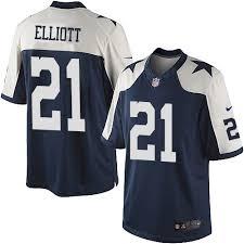 Youth Cowboys Jersey Dallas Elliott