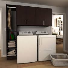 Home Depot Laundry Cabinet Modifi Madison 60 In W White Laundry Cabinet Kit Enl60a Mpw The