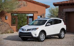 2013 Toyota RAV4 First Drive - Motor Trend | Crossovers, Trucks ...