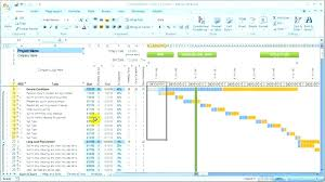 Microsoft Project Construction Scheduling Template Excel Chart Template Download A Sample Project Construction