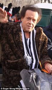 richard simmons before he lost weight. richard simmons, pictured in 2013, has constantly sought to regain his 80s fame simmons before he lost weight i