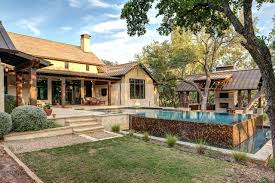 hill country house plans. Texas House Plans Limestone Hill Country Luxury .