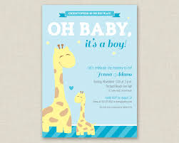 Baby Boy Announcements Templates Design Free Baby Shower Invitation Templates Free Baby Steam Showers