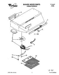 broan allure range hood wiring diagram images range hood diagram whirlpool range hood wiring on instructions for
