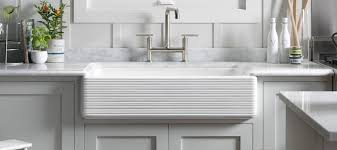 sinks farmhouse sink with drainboard and backsplash nbi drainboard sinks double handle single basin white