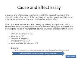cause and effect of smoking essay madrat co cause