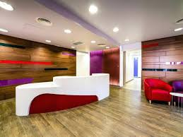 front office design. furniture hotel reception desk design with large size using colorful ideas how to make a front office
