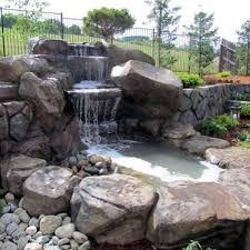 top 70 best backyard waterfalls water