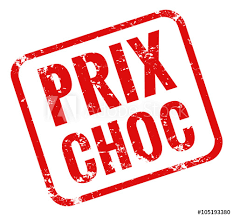 """Résultat de recherche d'images pour """"PRIX CHOC"""""""