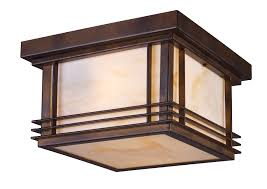demands a bold statement in style craftsman style ceiling light