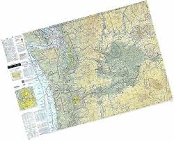 Faa Pay Band Chart Faa Chart Vfr Sectional Seattle Ssea Current Edition 760999955452 Ebay