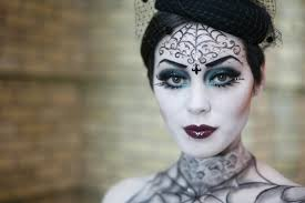 gothic beauty makeup 1