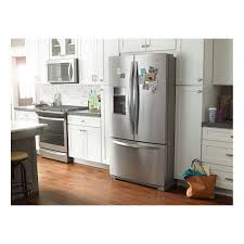 French Door french door range photographs : WMH76719CE Whirlpool 1.9 Cu. Ft. Over the Range Convection ...