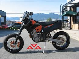 vancouver supermoto 2007 ktm 450 exc