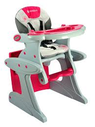 table high chair. 16 cute baby high chairs for boys and girls : meemee solid plastic material chair cum study table with fully padded seat remov.
