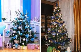 Christmas Tree With Blue Decorations Best 25 Blue Christmas Trees Blue Christmas Tree Ideas