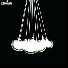 ideas glass chandelier or paper ball chandelier glass ball chandeliers round ball chandelier chandelier with
