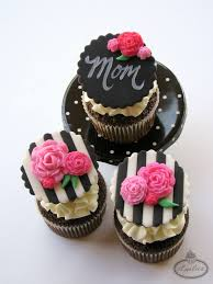 Quick Easy Mothers Day Cupcakes Decorating Tutorial