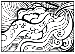 Small Picture Breathtaking Coloring Pages Teens Abstract Coloring Pages Free