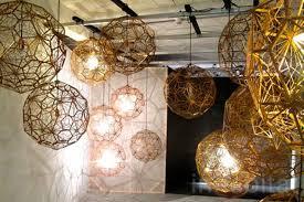 etch web pendant lamp by tom dixon
