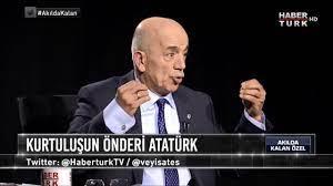 Mustafa Çalık - Atatürk hakkında bir değerlendirme - YouTube