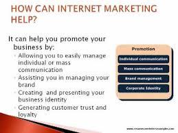 Ppt Presentation On Internet Marketing Youtube