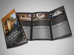 Brochure Samples Brochure Templates Mycreativeshop