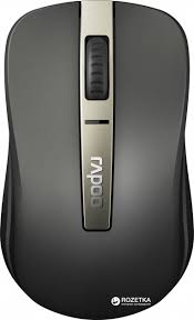 ROZETKA   <b>Мышь Rapoo</b> 6610M Wireless/Bluetooth Grey - 2 по ...