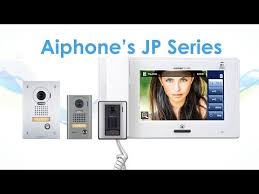 "JP Series <b>7</b>"" Touchscreen <b>Video Intercom</b> with Room-to-Room ..."