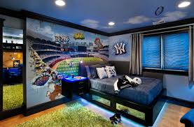 Space Themed Bedroom 47 Really Fun Sports Themed Bedroom Ideas Home Remodeling
