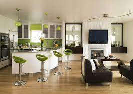 cozy apartment design with dark