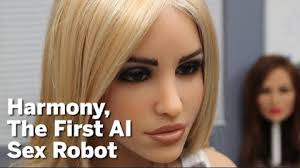 World's first talking sex robot is ready for her close-up - The San Diego  Union-Tribune