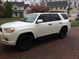 Has anybody done Plasti dip on the door handles Toyota 4Runner