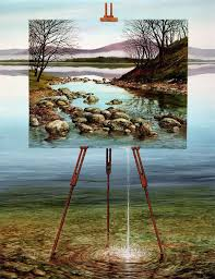 Surreal Paintings Surreal Paintings Blur The Line Between Fact And Fantasy