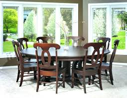 8 chair round dining table artsportme dining table seats 8 8 chair round dining table 8