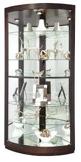 espresso finish on select hardwoods and veneers display cabinet glass door hinges