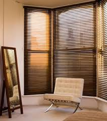 Window Treatment Venetian Blinds With 50mm Real Wood Slats Wide Real Wood Window Blinds