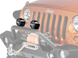 piaa wrangler 530 series 3 5 in led fog light kit 5370 87 17 piaa lp530 3 5 in round led lights fog beam pair 87