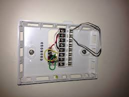 goodman ac thermostat wiring diagram heat pump unusual wire lively thermostat wiring color code at Standard Thermostat Wiring Diagram