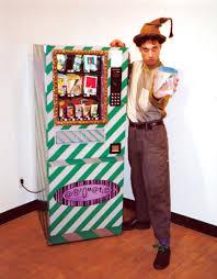 Artomatic Vending Machine Classy A48creative Andrew Owen A48 Artomatic Art Produce Vending Machine