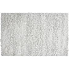 shag rugs. DOLCE Shag Rug 5x7\u0027 (White) Rugs