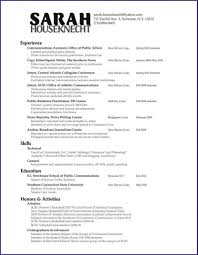 public relations resume example public relations resume sample complete guide examples