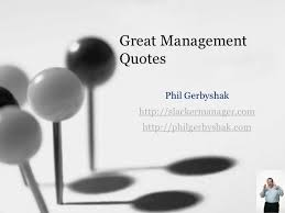 Quot Definition Cool QuotManagement Is Nothing More Than