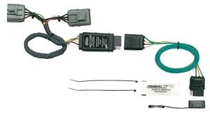 list trailer connector harness wiring vehicle specific 1997 hopkins towing solutions trailer wiring kit connector