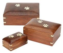dog ashes box.  Dog Wooden Pet Urn Elstree Intended Dog Ashes Box T