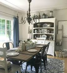 french country rustic farmhouse table two bench set reclaimed weathered white salvaged chunky turned legs shabby farm house kitchen dining your favorite