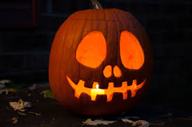 ... Enchanting Accessories For Halloween Decoration With Cute Couple Pumpkin  Carving Ideas : Fancy Picture Of Halloween ...