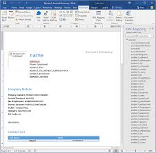 Microsoft Word Teplates Use Word Templates To Create Standardized Documents Power